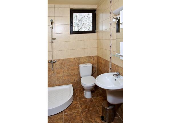 Баня с WC на 2-ри етаж