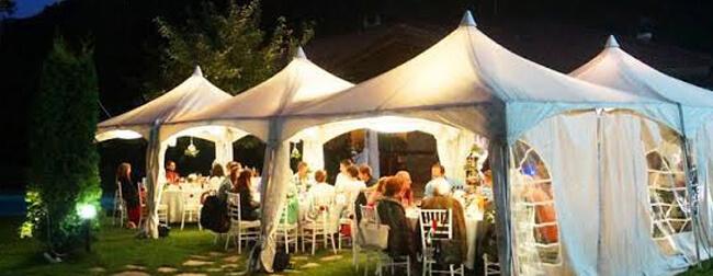 Сватбено тържество в Канарата