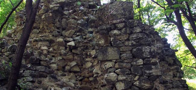 Крепостта Горненски град, край Мъглиж