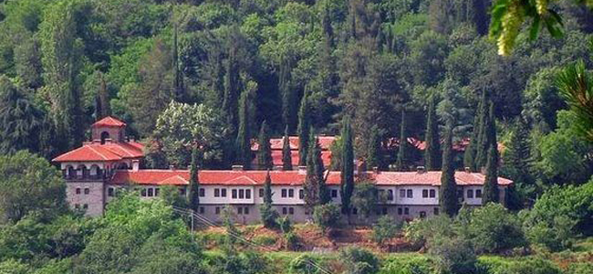 Мъглижкия манастир Св. Никола Чудотворец