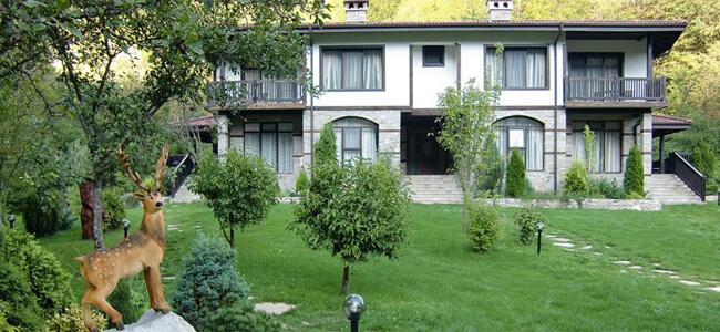 Трета къща за гости